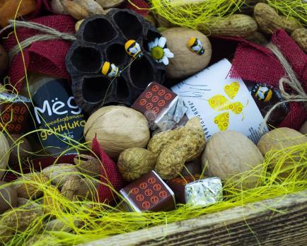 Ореховое сердце
