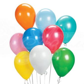 Гелиевые шары 9 шт.